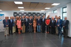 CEC en la inauguración de su nueva sede
