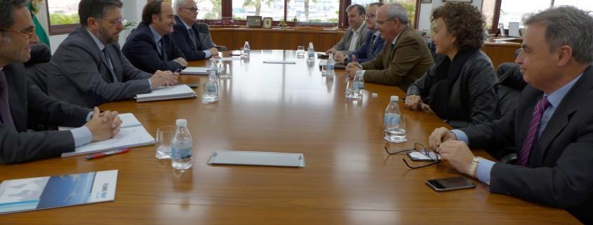 Reunión APBA-CEC