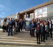 Delegación empresarial España y Portugal