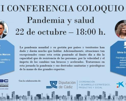 conferencia 22 octubre