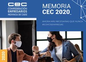 Memoria CEC 2020