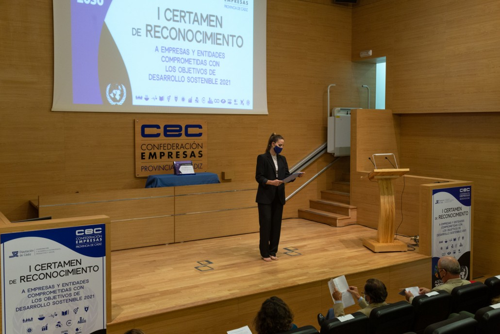 Evento CEC -ODS